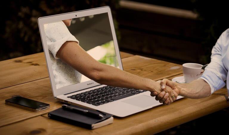 come farsi trovare online